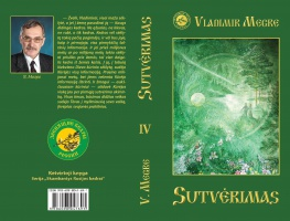 "The translation of the 4th book "" Sutvėrimas "" has been published in Lithuanian language!"