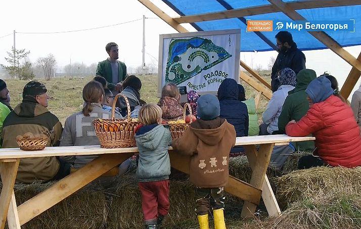 Родовое поместье Борькиных. Фруктовый сад заложили в Волоконовском районе 2.jpg
