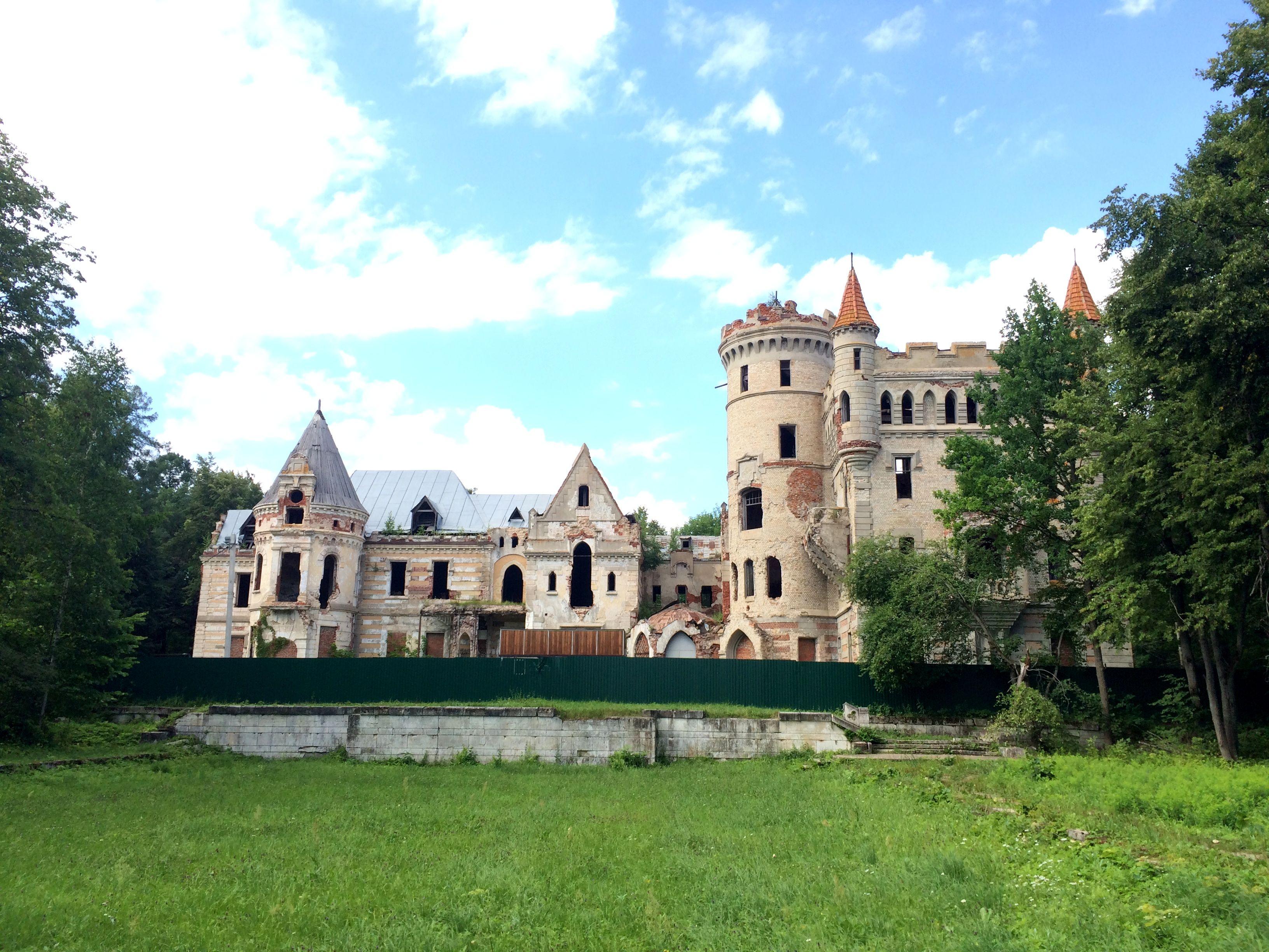 Усадьба В.С. Храповицкого. Замок.JPG