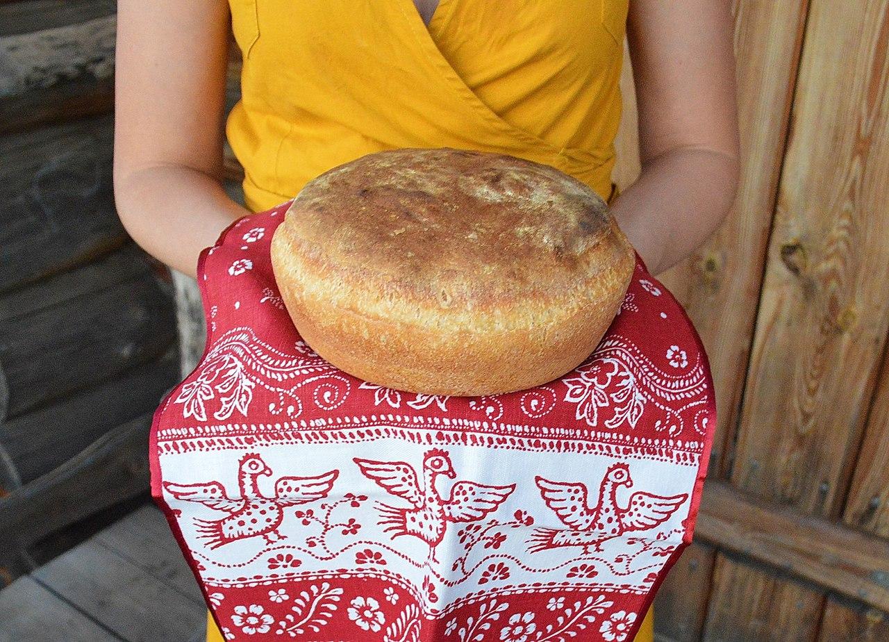 ПРП Росток Хлеб из саманной печки 1.jpg