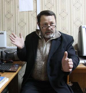 Директор школы Иван Иншков