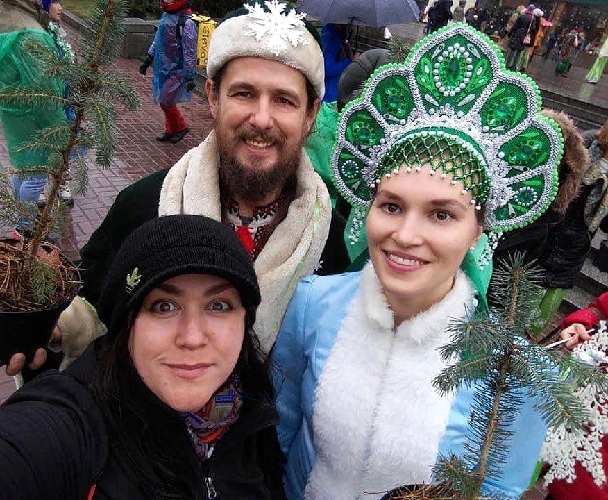 Международный Парад Эко Дедов Морозов Украины (9).jpg